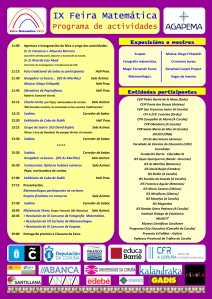 Programa Feria Matemática 2015